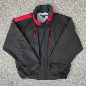 Nautica 1990's Hooded Spring Jacket